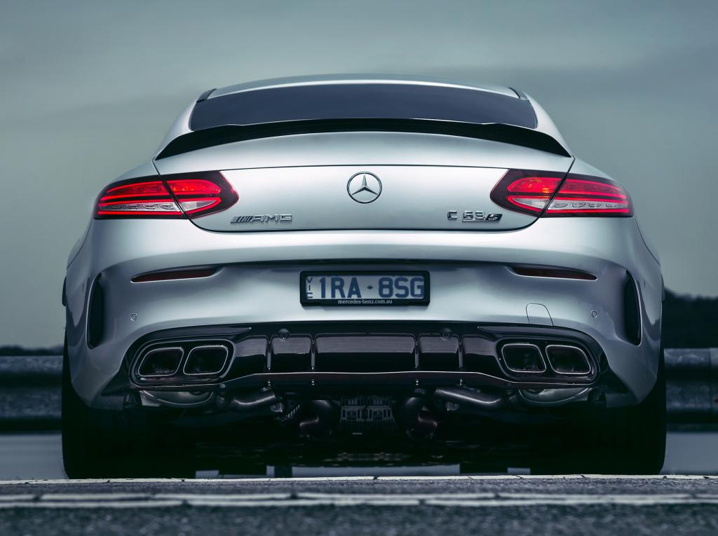 2018 - [Mercedes] Classe C Restylée [W205/S205] - Page 5 Merce108