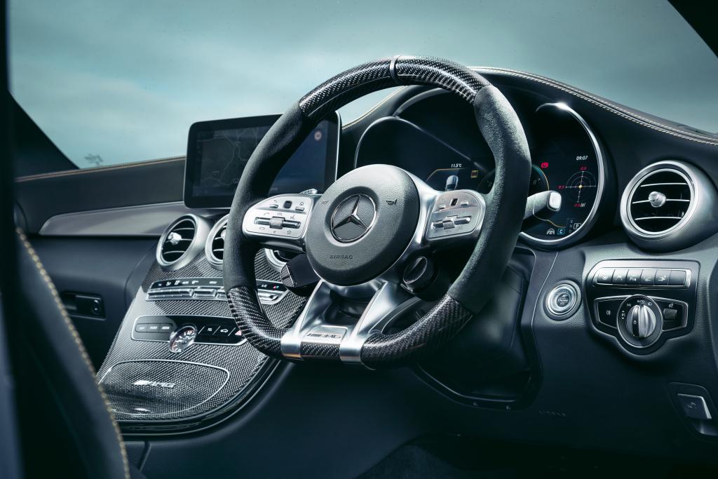 2018 - [Mercedes] Classe C Restylée [W205/S205] - Page 5 Merce110