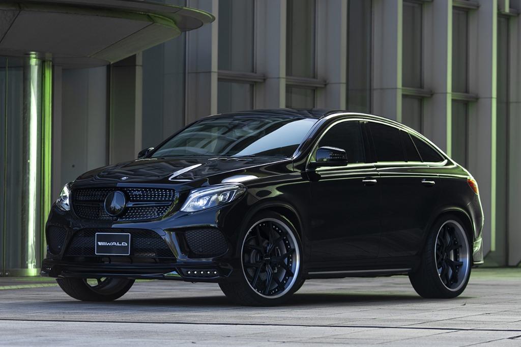2019 - [Mercedes-Benz] GLE Coupé  - Page 3 Merce112