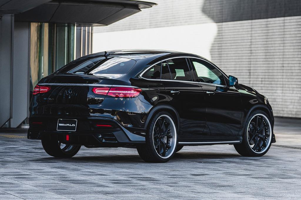 2019 - [Mercedes-Benz] GLE Coupé  - Page 3 Merce113