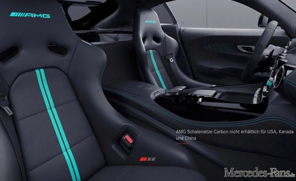 2014 - [Mercedes-AMG] GT [C190] - Page 33 Merce133