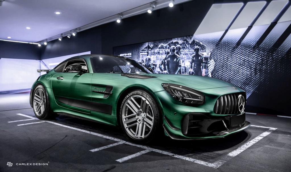 2014 - [Mercedes-AMG] GT [C190] - Page 33 Merce135