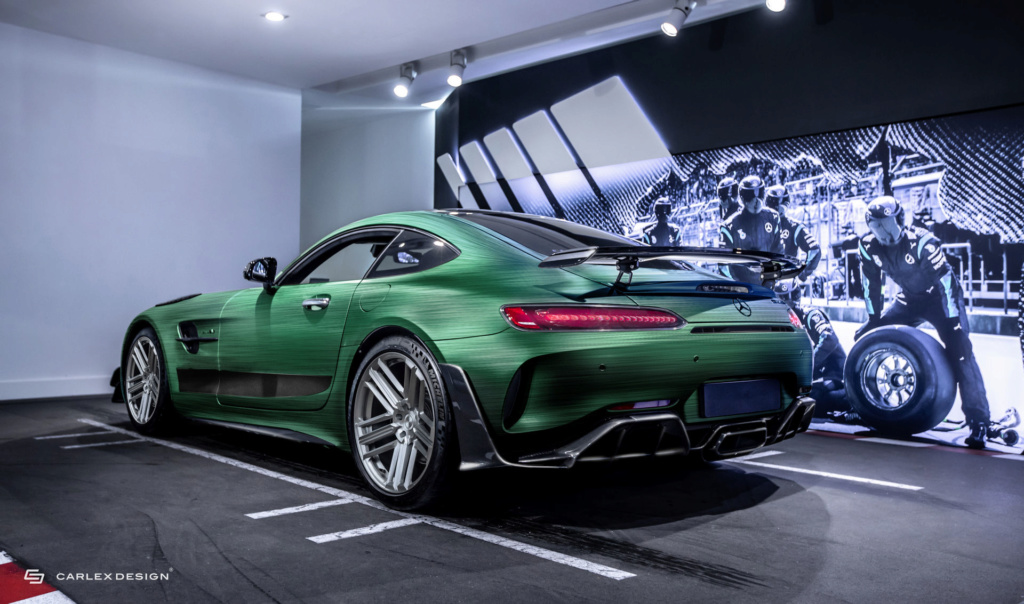 2014 - [Mercedes-AMG] GT [C190] - Page 33 Merce137
