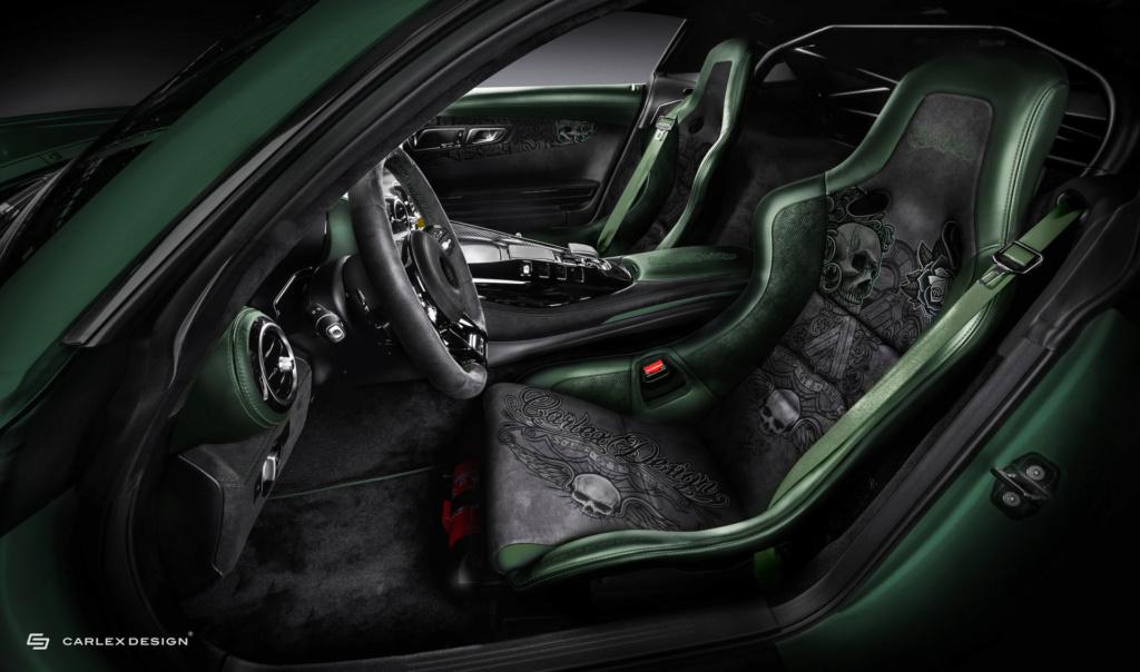 2014 - [Mercedes-AMG] GT [C190] - Page 33 Merce138