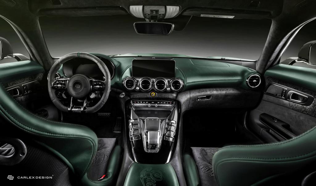 2014 - [Mercedes-AMG] GT [C190] - Page 33 Merce139