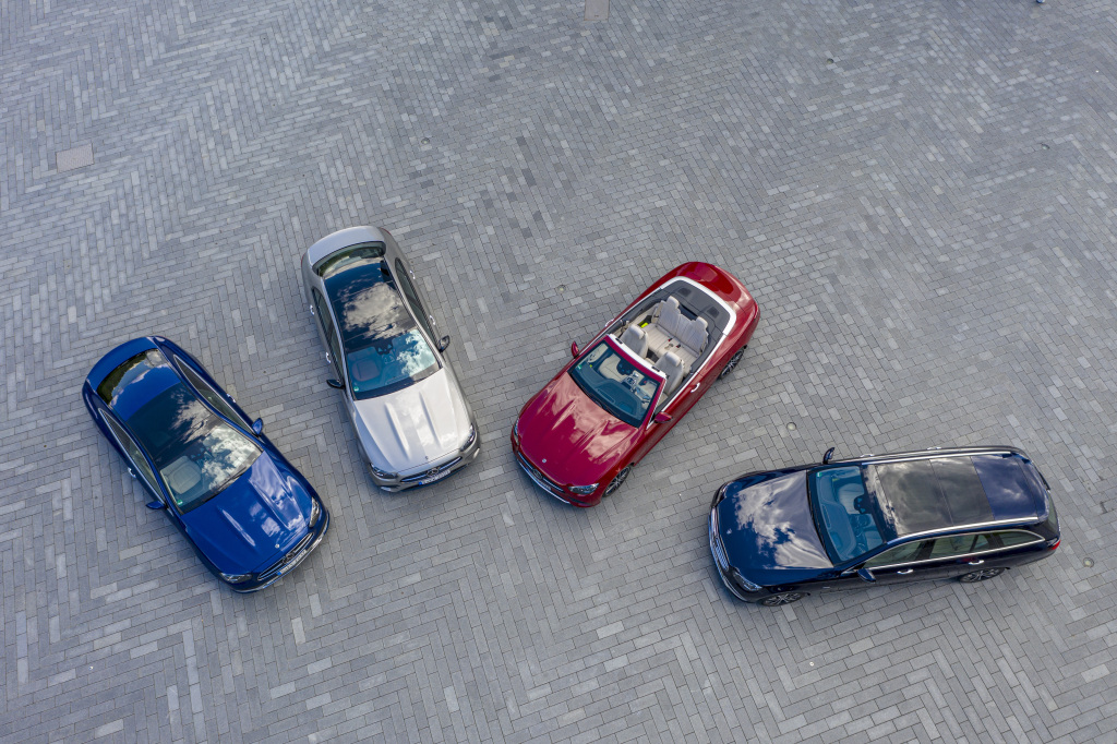 2020 - [Mercedes-Benz] Classe E restylée  - Page 8 Merce142