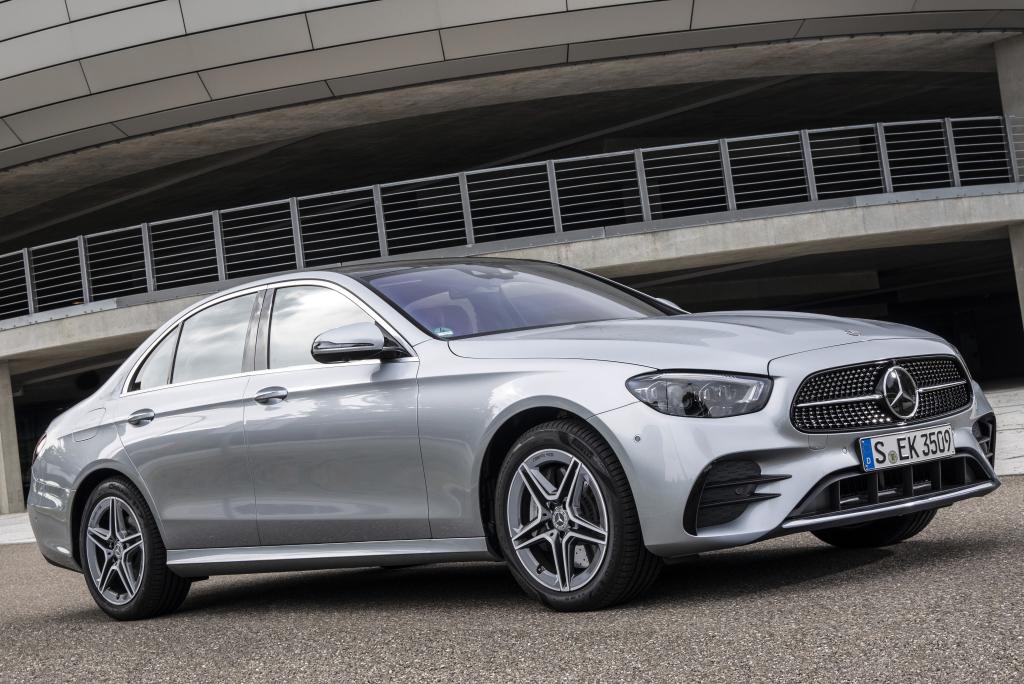 2020 - [Mercedes-Benz] Classe E restylée  - Page 8 Merce145