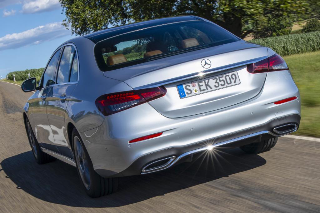 2020 - [Mercedes-Benz] Classe E restylée  - Page 8 Merce150