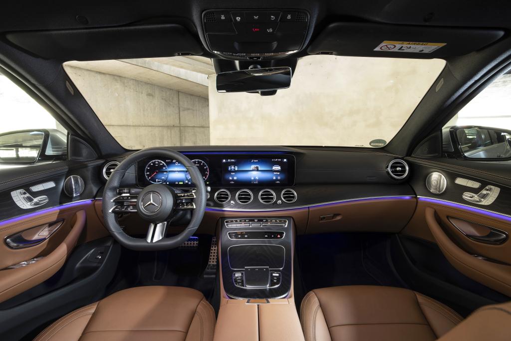 2020 - [Mercedes-Benz] Classe E restylée  - Page 8 Merce151