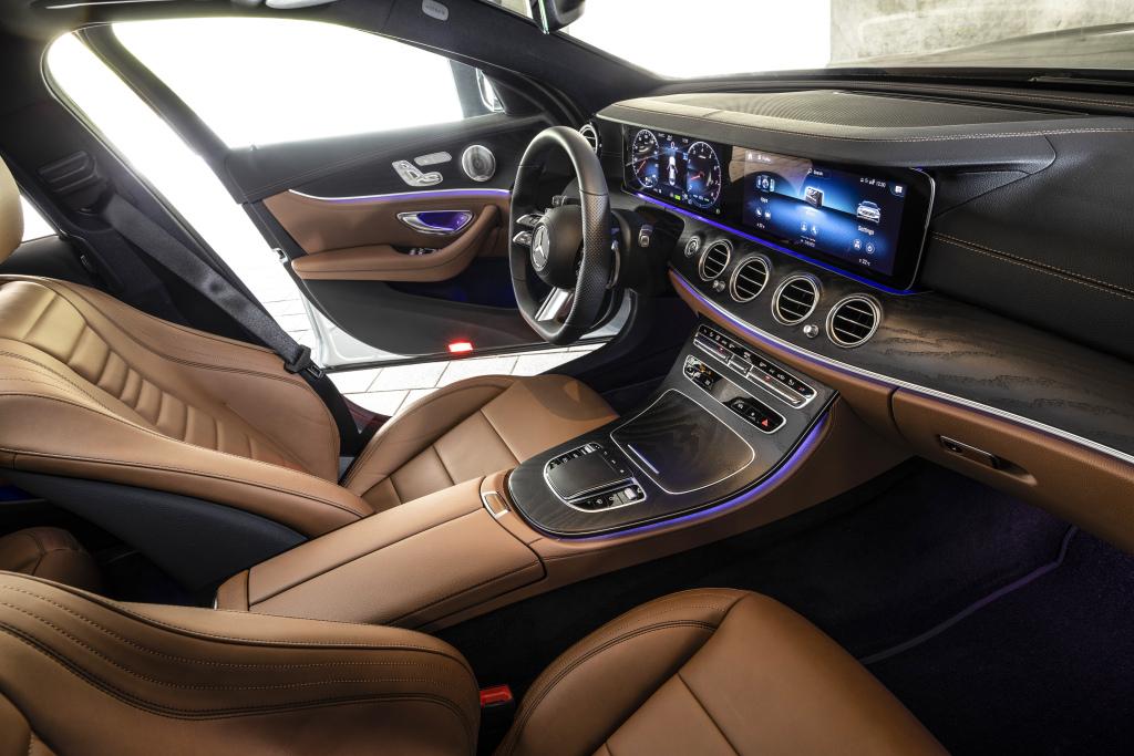 2020 - [Mercedes-Benz] Classe E restylée  - Page 8 Merce152