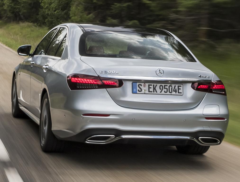 2020 - [Mercedes-Benz] Classe E restylée  - Page 8 Merce154