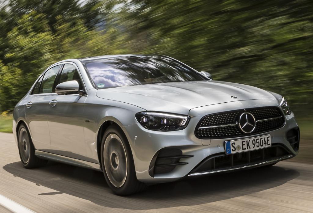 2020 - [Mercedes-Benz] Classe E restylée  - Page 8 Merce155