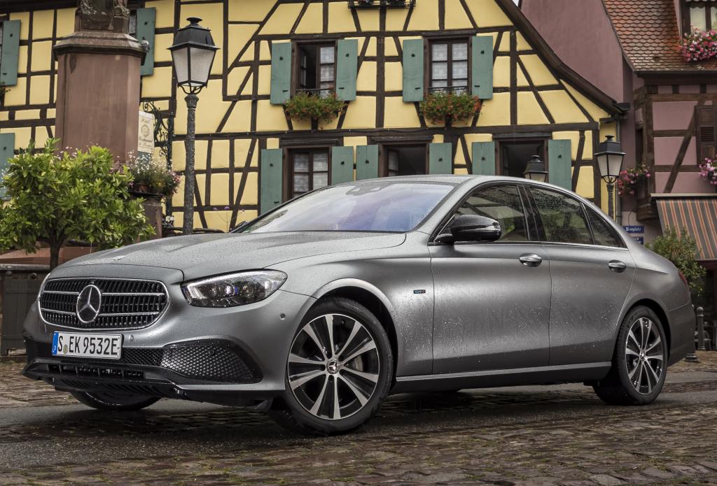 2020 - [Mercedes-Benz] Classe E restylée  - Page 8 Merce157