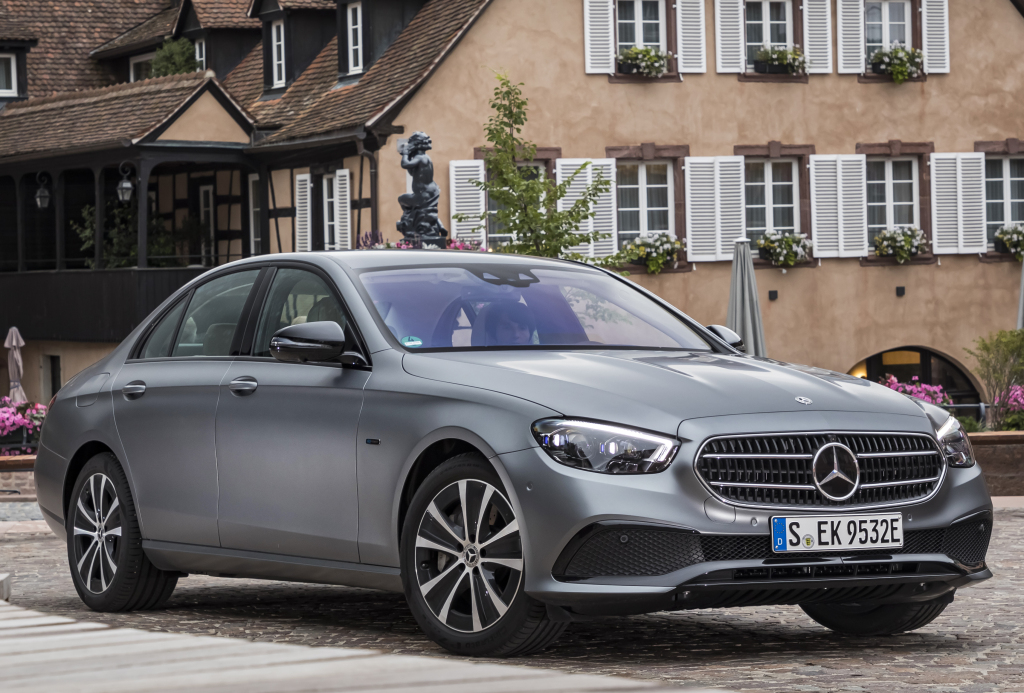 2020 - [Mercedes-Benz] Classe E restylée  - Page 8 Merce158