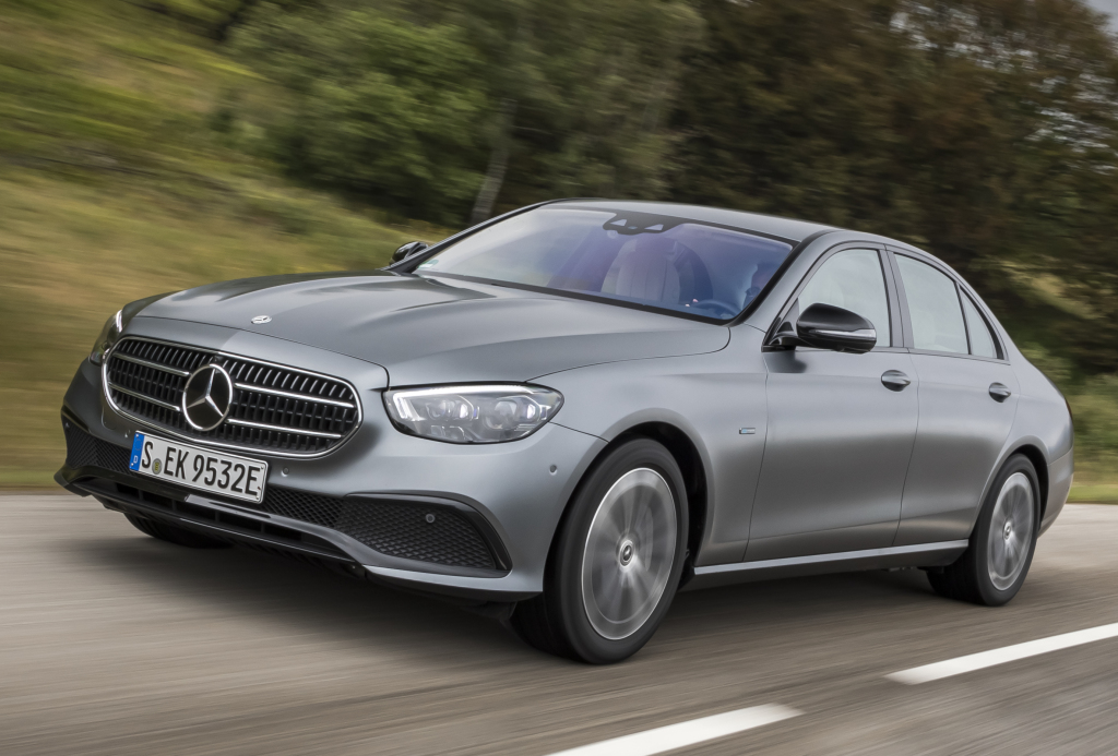 2020 - [Mercedes-Benz] Classe E restylée  - Page 8 Merce163
