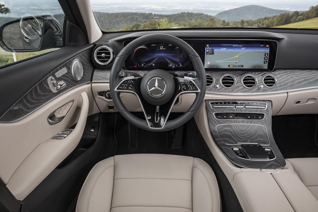 2020 - [Mercedes-Benz] Classe E restylée  - Page 8 Merce165