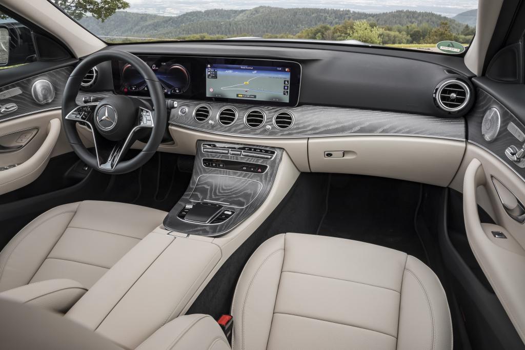 2020 - [Mercedes-Benz] Classe E restylée  - Page 8 Merce166