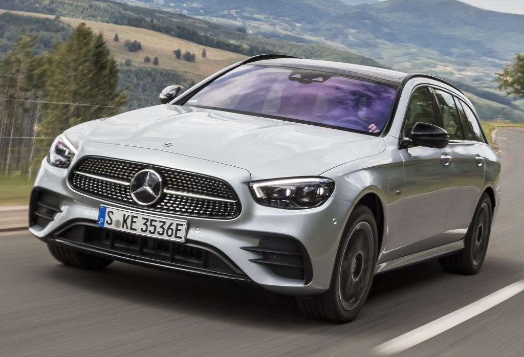 2020 - [Mercedes-Benz] Classe E restylée  - Page 8 Merce171