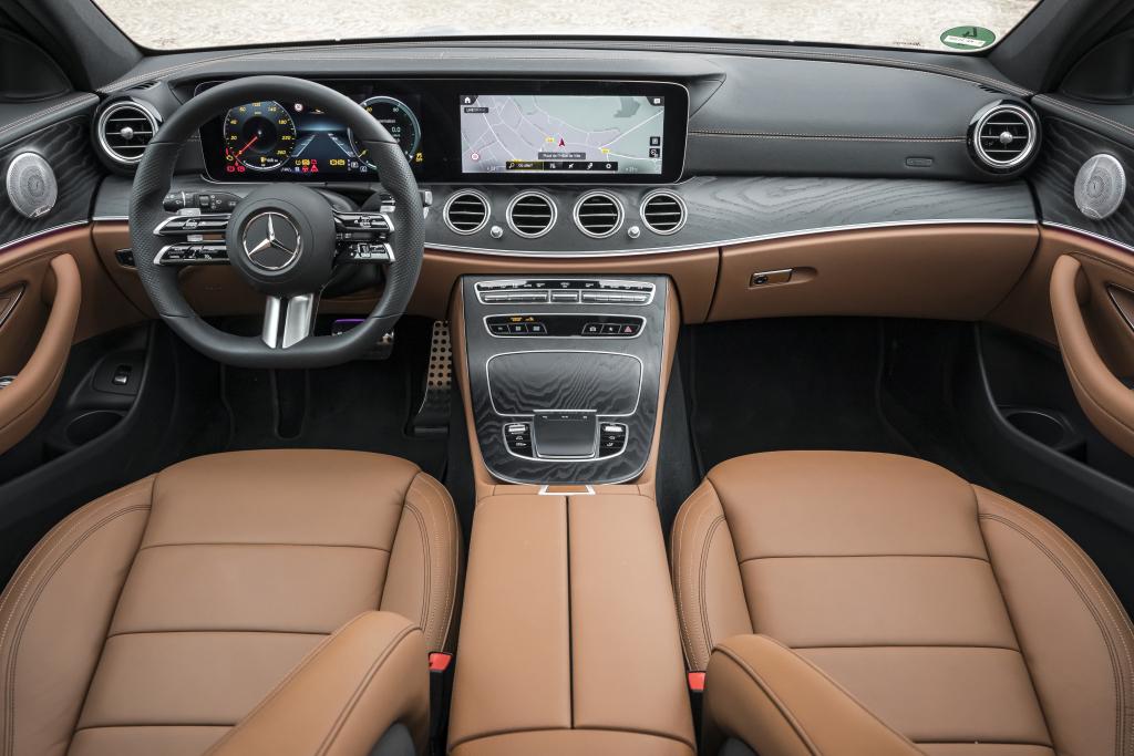 2020 - [Mercedes-Benz] Classe E restylée  - Page 8 Merce175