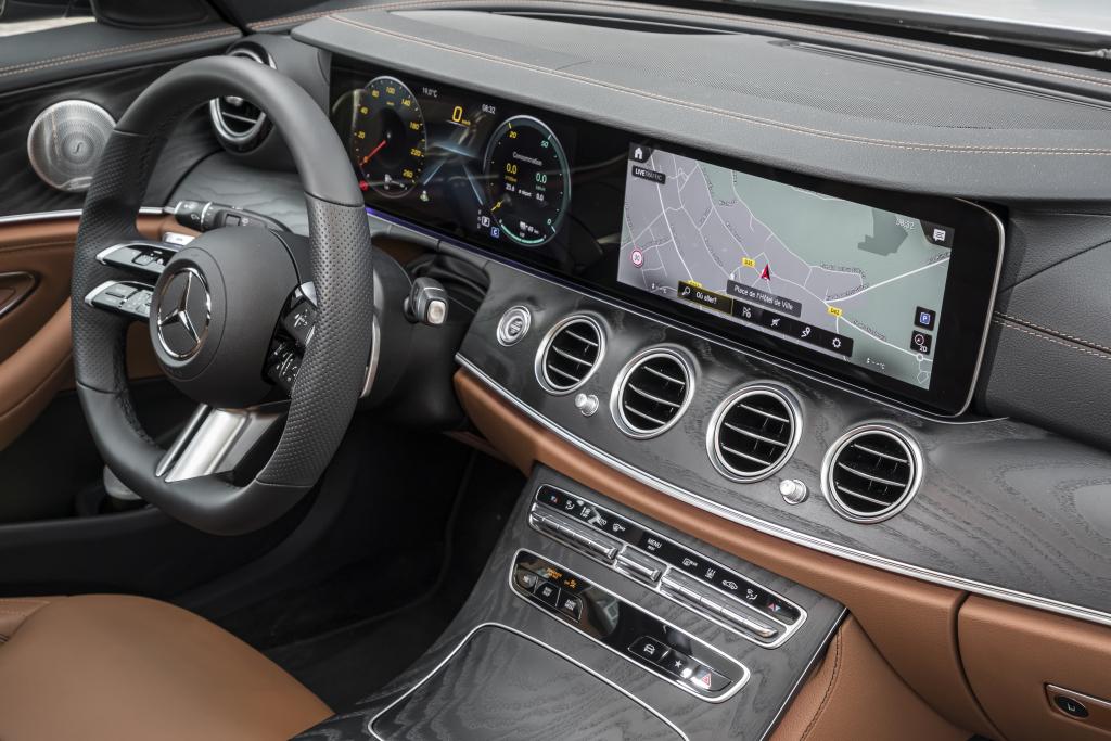 2020 - [Mercedes-Benz] Classe E restylée  - Page 8 Merce176