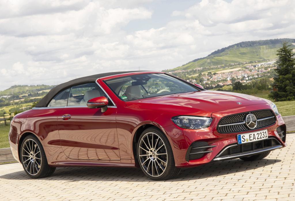 2020 - [Mercedes-Benz] Classe E restylée  - Page 8 Merce177