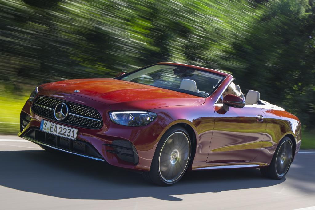 2020 - [Mercedes-Benz] Classe E restylée  - Page 8 Merce181