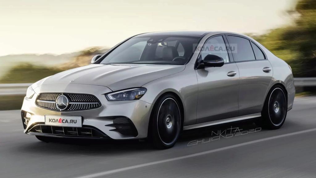 2020 - [Mercedes-Benz] Classe C [W206] - Page 4 Merced57