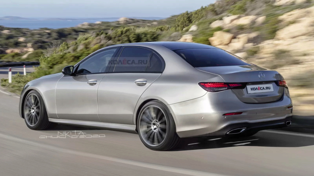 2020 - [Mercedes-Benz] Classe C [W206] - Page 4 Merced58