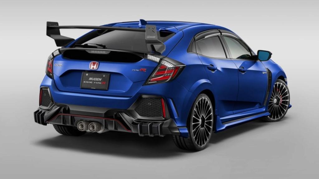 2017 - [Honda] Civic Hatchback [X] - Page 11 Mugen_13