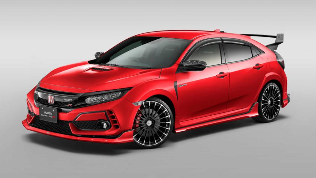 2017 - [Honda] Civic Hatchback [X] - Page 11 Mugen_16