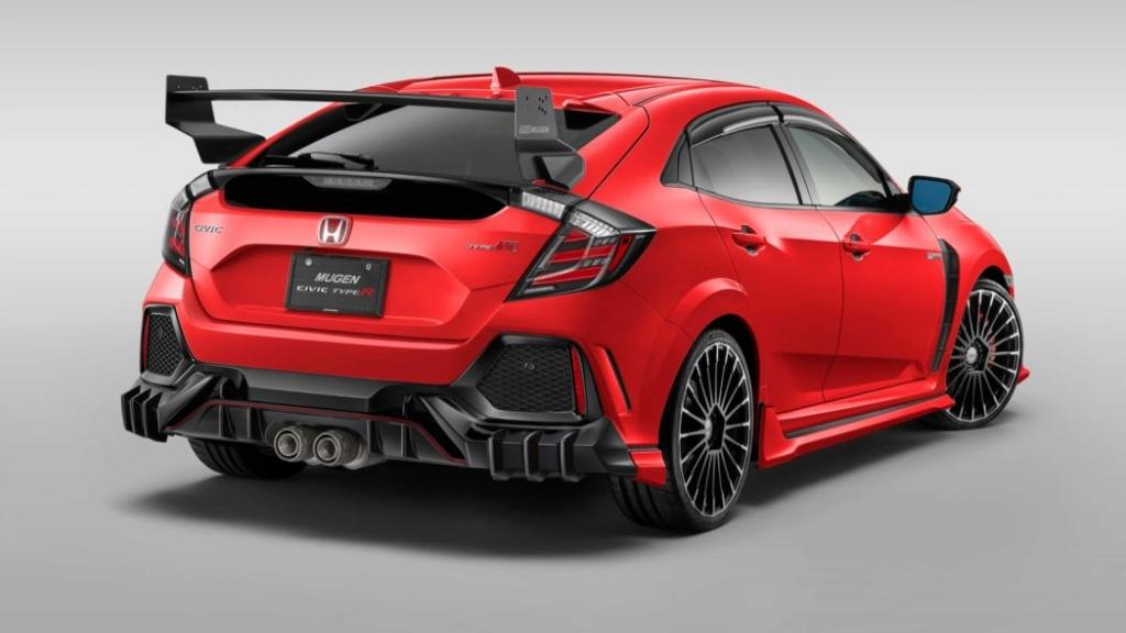 2017 - [Honda] Civic Hatchback [X] - Page 11 Mugen_17