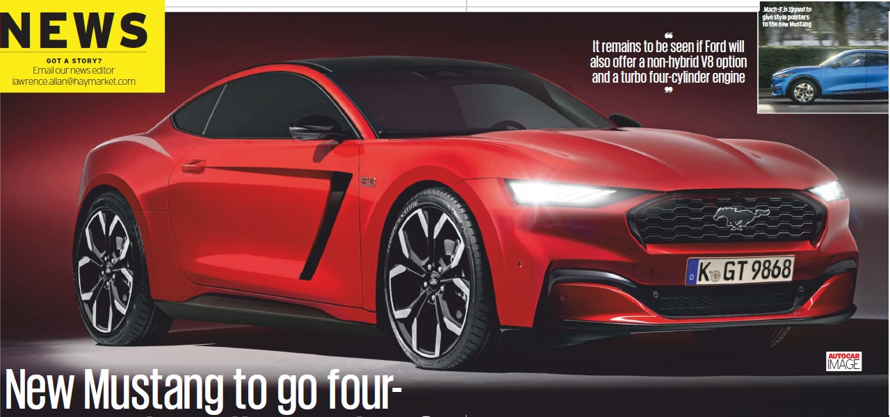 2021 - [Ford] Mustang VIII Mustan10