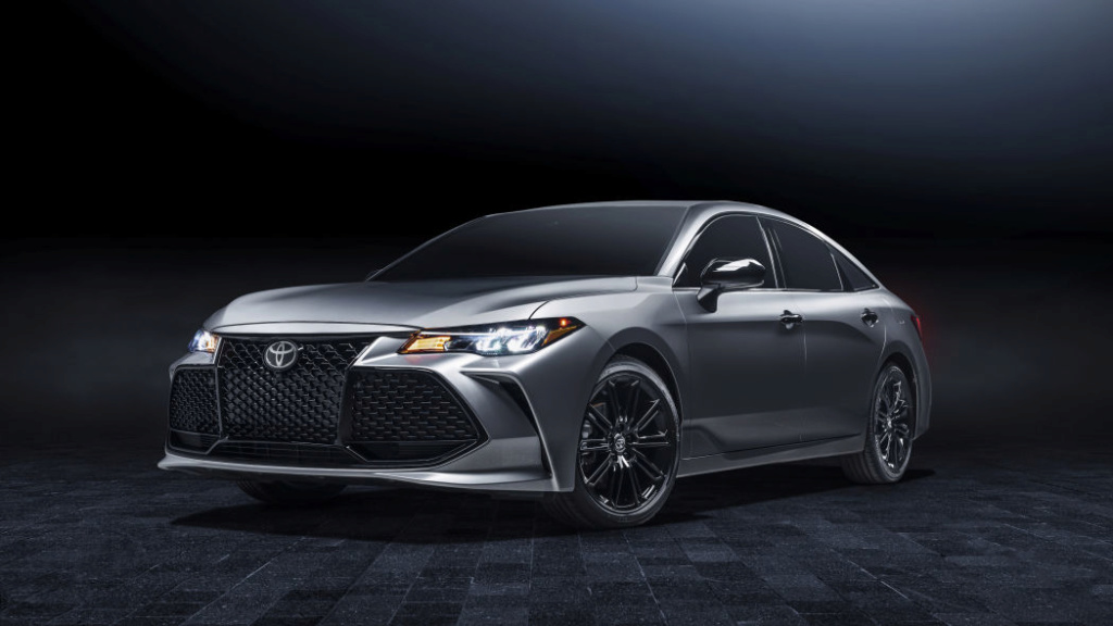 2018 - [Toyota] Avalon My21_a10