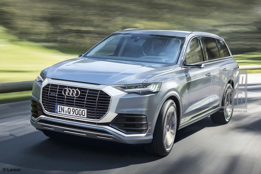2024 - [Audi] Q9 Neue-a12