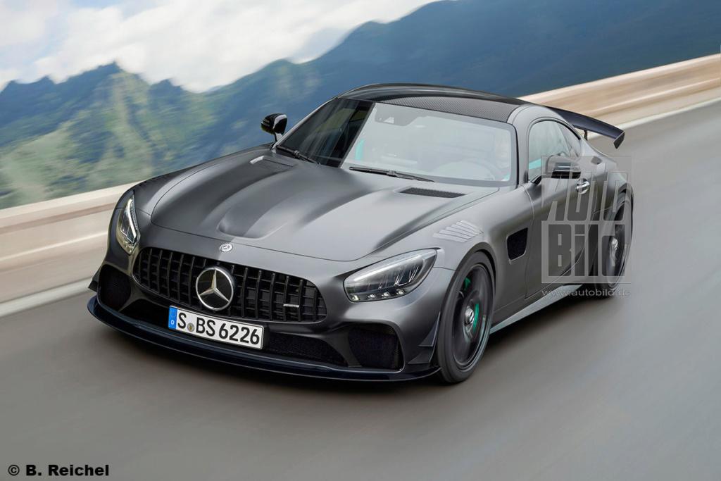 2014 - [Mercedes-AMG] GT [C190] - Page 32 Neue-s11