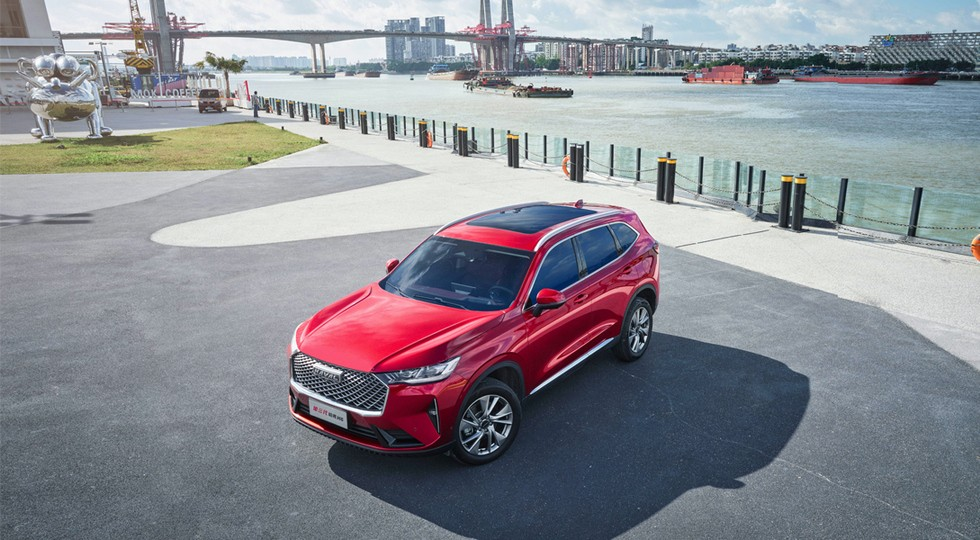 [Actualité] Groupe Great Wall Motors - Page 4 New-ha10
