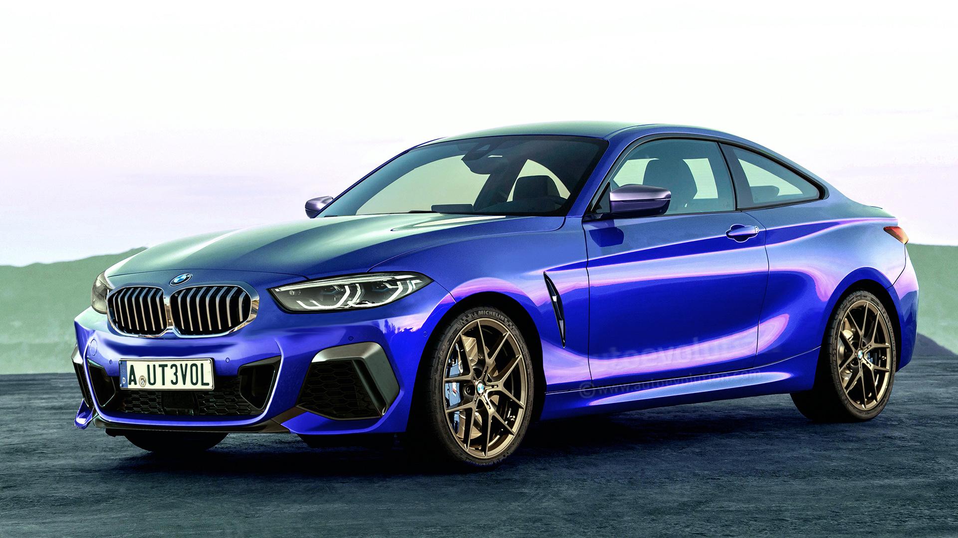 2022 - [BMW] Série 2 / M2 Coupé [G42] Next-b10