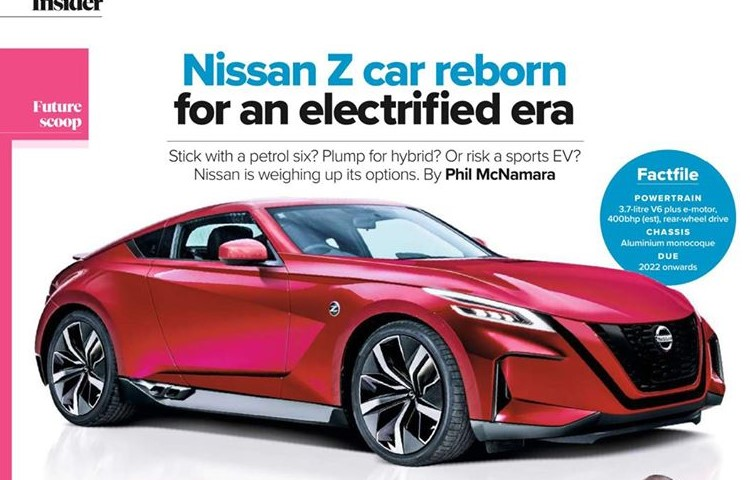 2018 - [Nissan] 370Z II - Page 2 Nissan24