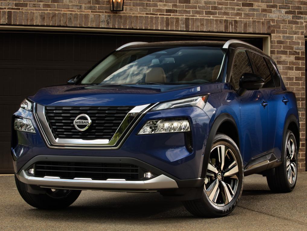 2021 - [Nissan] X-Trail IV / Rogue III - Page 4 Nissan48