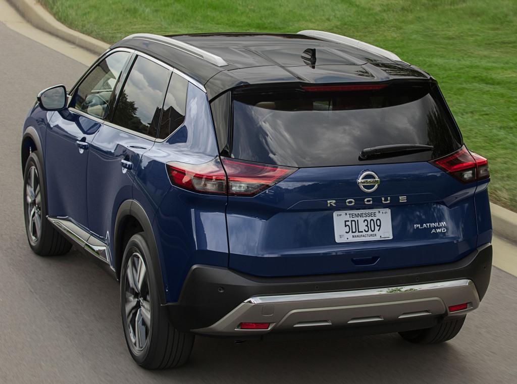 2021 - [Nissan] X-Trail IV / Rogue III - Page 4 Nissan51