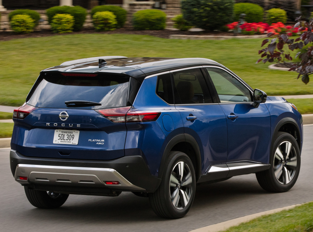 2021 - [Nissan] X-Trail IV / Rogue III - Page 4 Nissan52