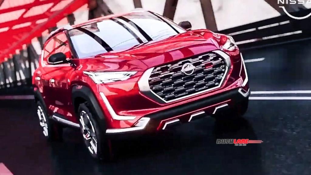 2020 - [Nissan] Magnite Concept Nissan53