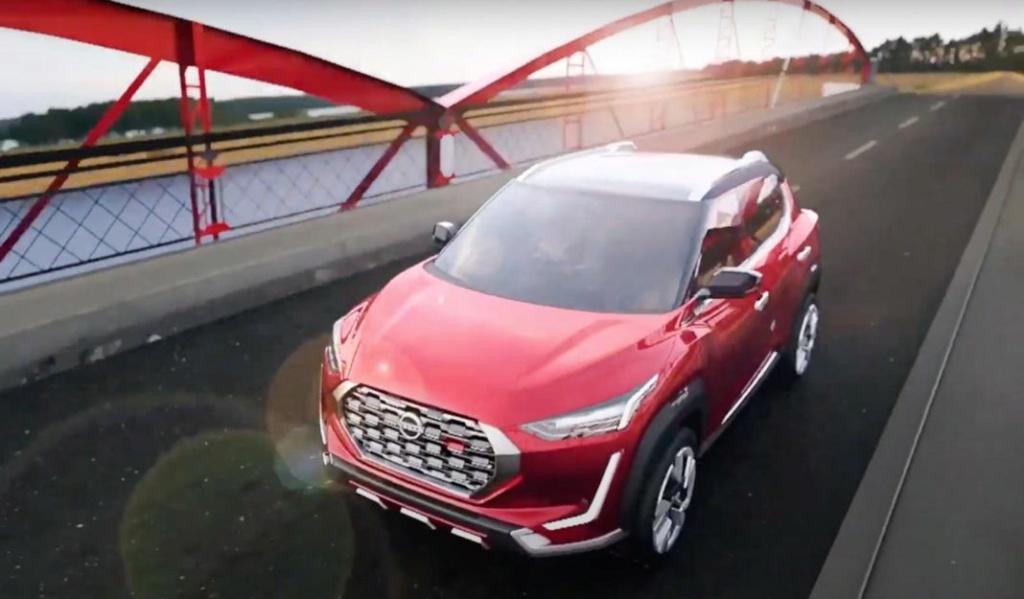 2020 - [Nissan] Magnite Concept Nissan54
