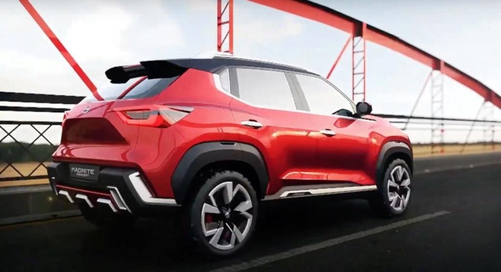 2020 - [Nissan] Magnite Concept Nissan55