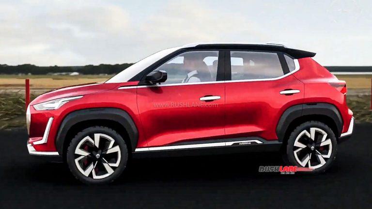 2020 - [Nissan] Magnite Concept Nissan56