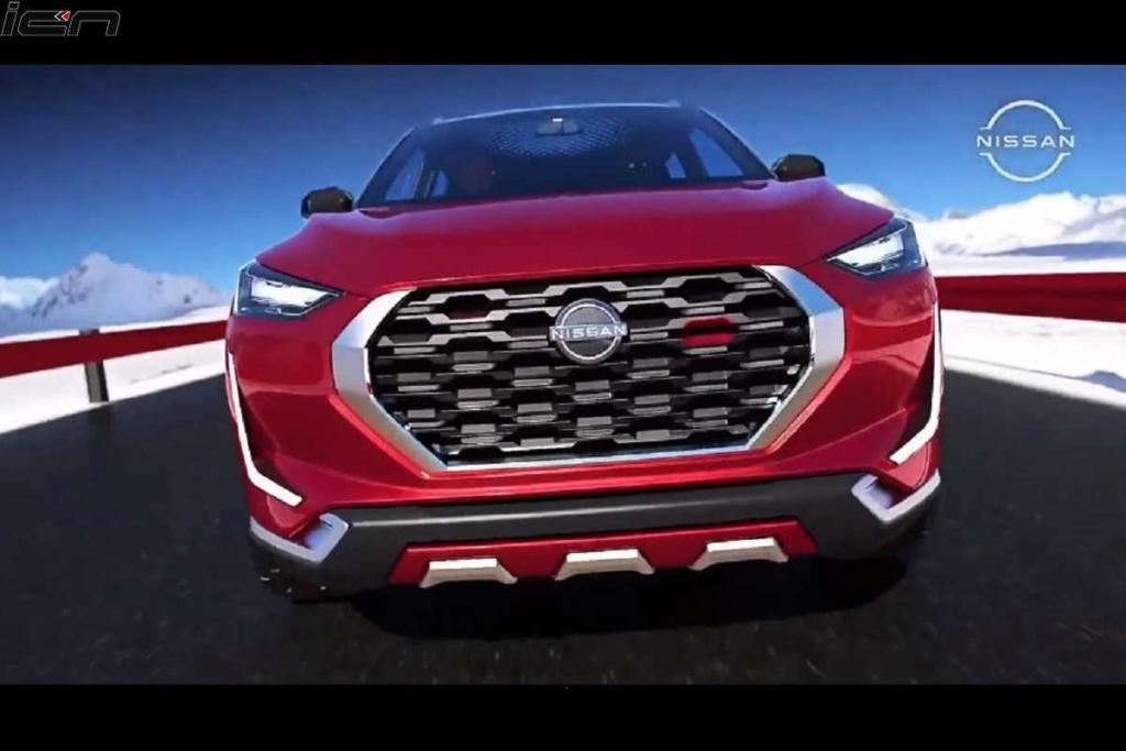 2020 - [Nissan] Magnite Concept Nissan58