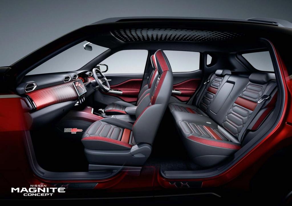 2020 - [Nissan] Magnite Concept Nissan63