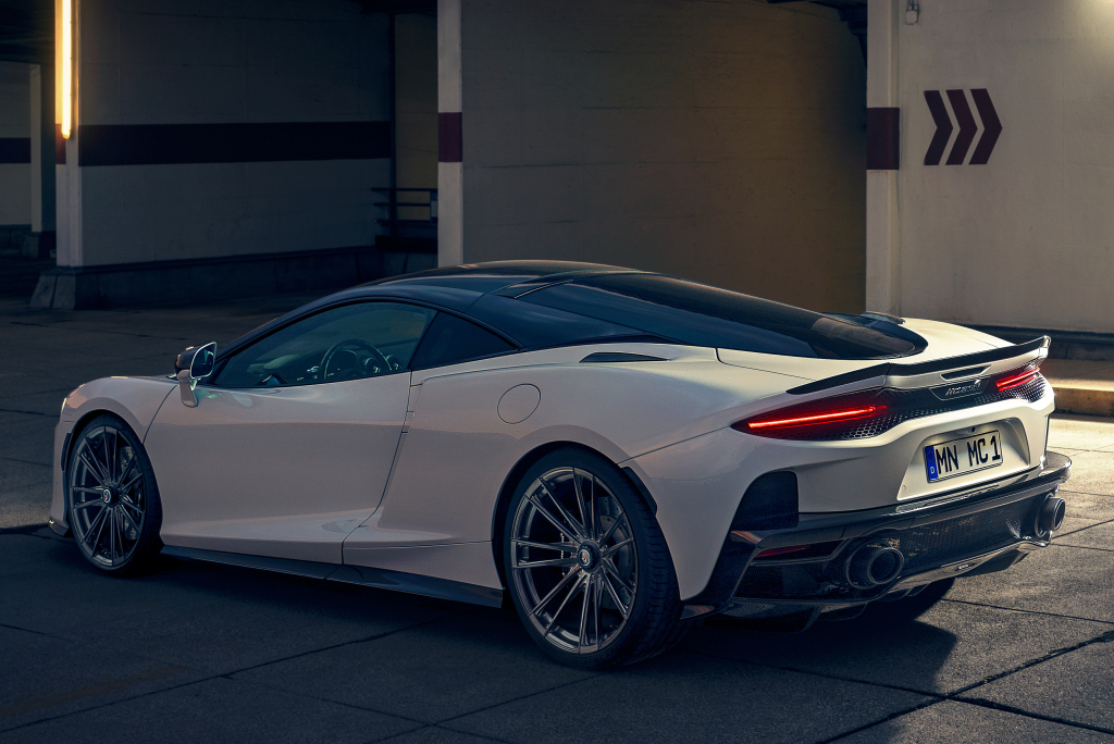 2019 - [McLaren] GT - Page 2 Novite17