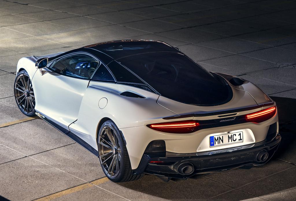 2019 - [McLaren] GT - Page 2 Novite18