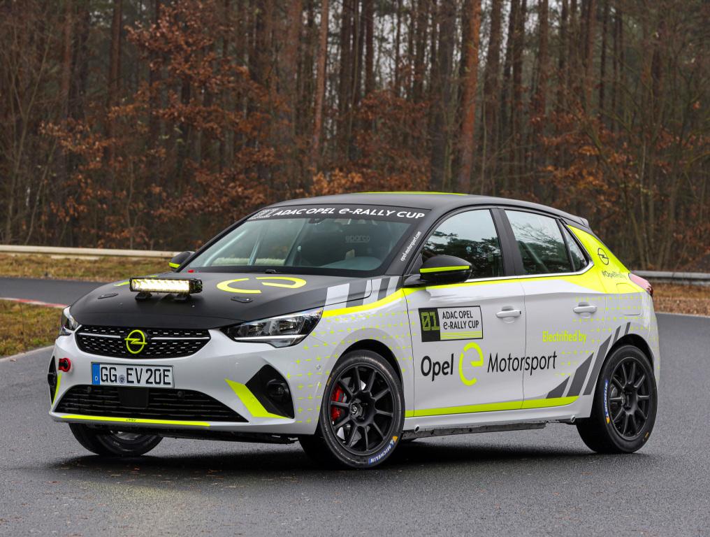 2019 - [Opel] Corsa e-Rally - Page 2 Opel_c32